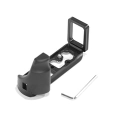 Pixco Metal Quick Release Plate L Vertical Grip for Sigma DP1M DP2M DP3M