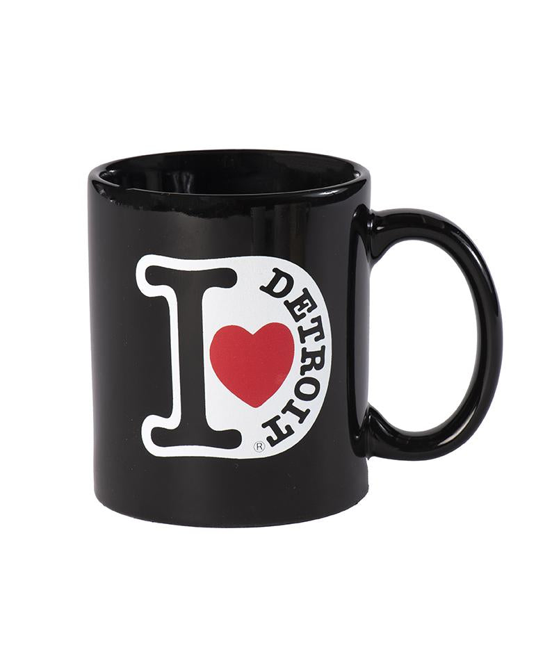 I Love Detroit - Coffee Mug