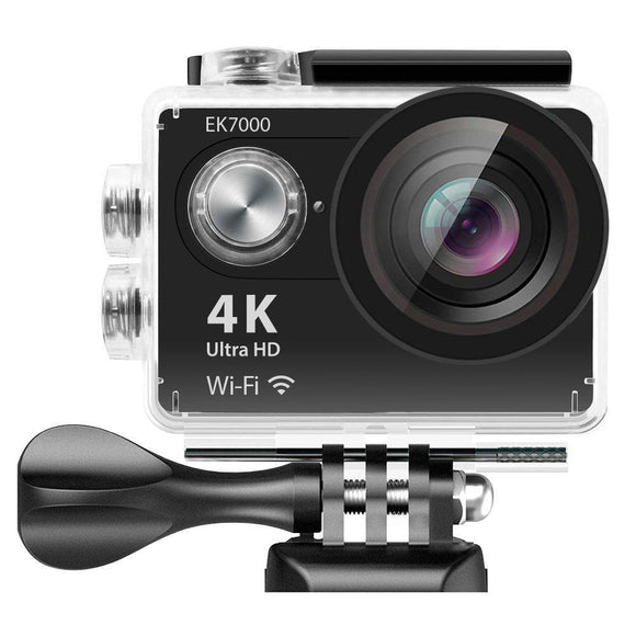 AKASO EK7000 4K Action Camera Sports WiFi Underwater Camcorder DV