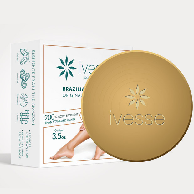 Ivesse Full Body Wax - Hard Wax [Sample]