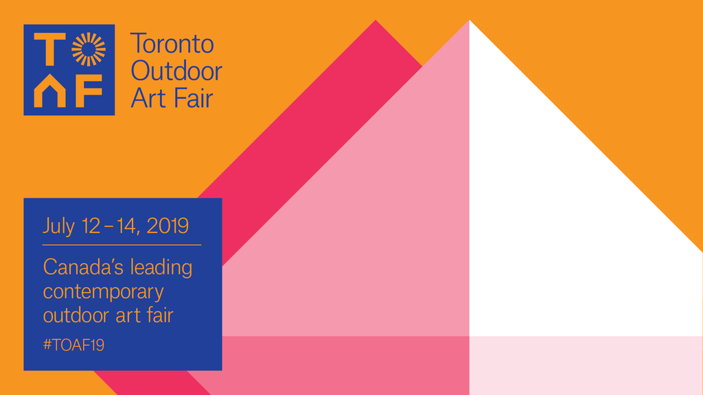 I'll be at the Toronto Outdoor Art Fair for the fist time!
