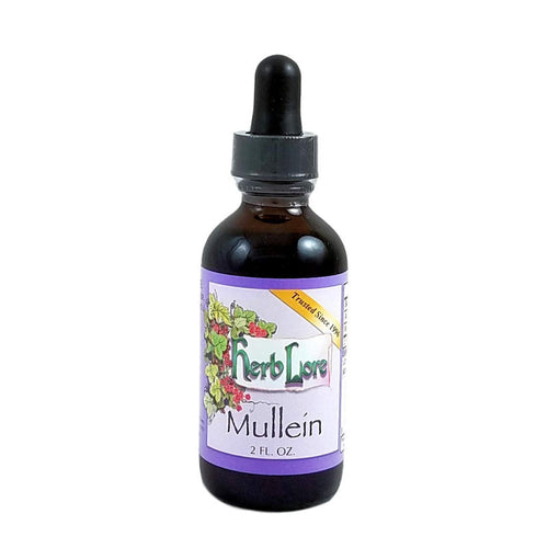 Organic Mullein Leaf Extract Tincture
