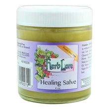 Load image into Gallery viewer, Herb Lore Organic Healing Salve