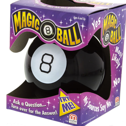 Classic Magic 8 Ball