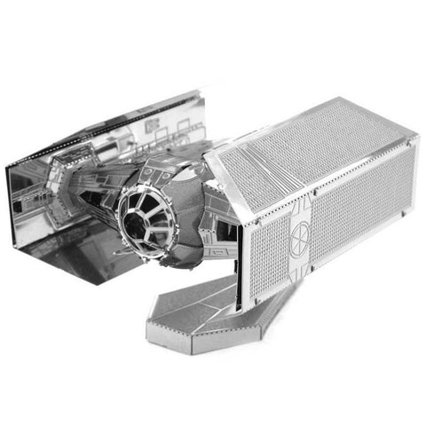 Darth Vader's Tie Fighter Metal Model