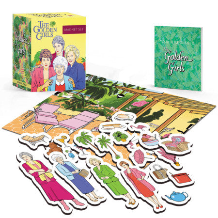 Golden Girls Magnets Kit