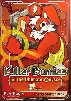Killer Bunnies Ultimate Odyssey Energy Starter