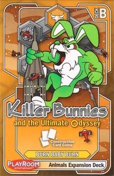 Killer Bunnies Ultimate Odyssey Animals Expansion B
