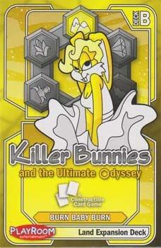 Killer Bunnies Ultimate Odyssey Land Expansion B