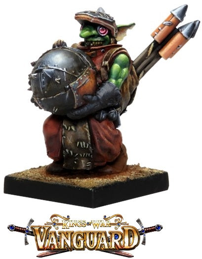 Kings of War Vanguard: Goblin Support Pack: Banggit