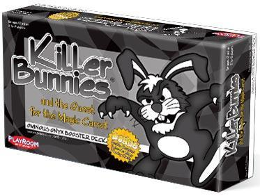 Killer Bunnies Ominous Onyx Booster Deck