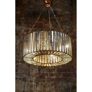 Witney Glass Hanging Lamp