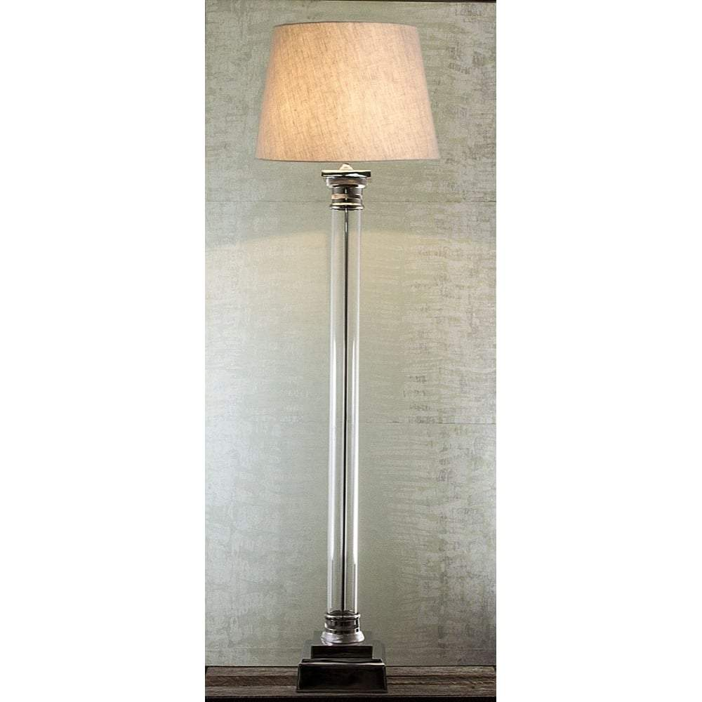 Campsbay Glass Floor Lamp Base
