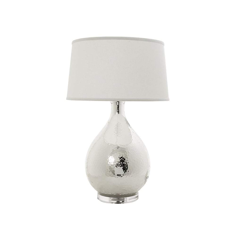 Halifax table lamp with off white shade
