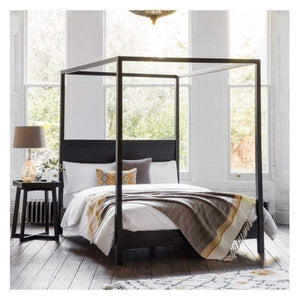 Brinda Boutique 4 Poster King Bed
