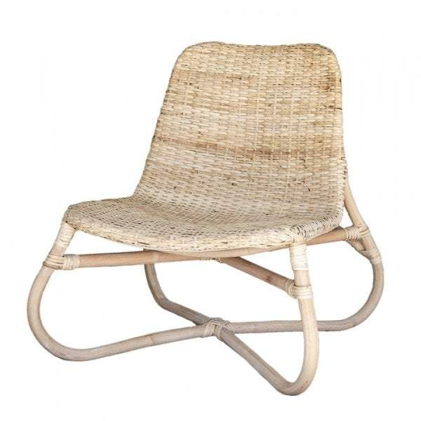 Chair Rattan Lounge Bahama