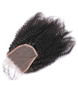 Natural Afro Kinky Human Hair Closures by Soie Virgin Hair Extensions In Atlanta, Georgia. We deliver or ship everywhere. Call 404-669-6832 or visit https://SoieHair.com
