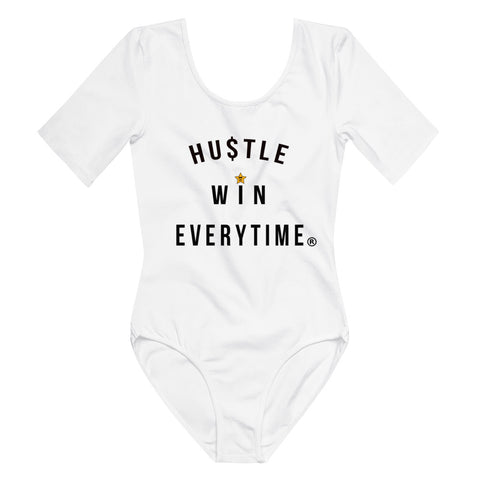 Hustle Win Everytime Women Bodysuit