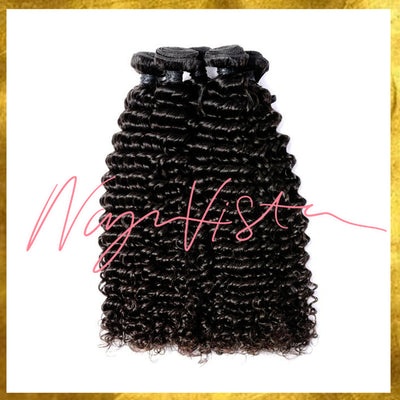 Curly Wave Bundles
