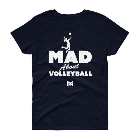 Mad About Volleyball