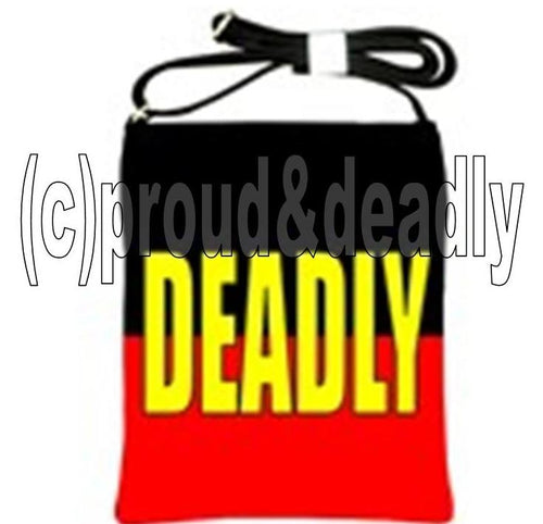 Deadly Satchel Bag - 1
