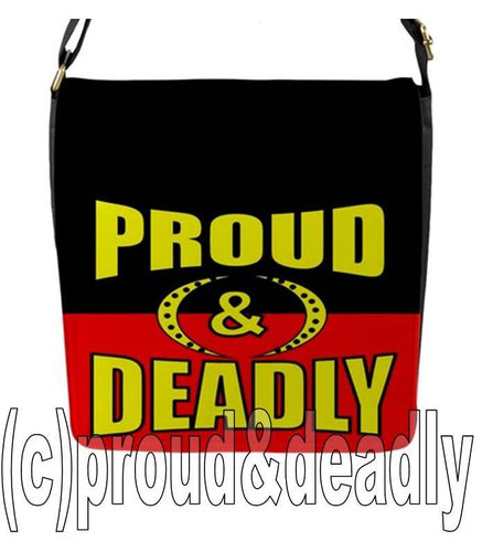 Proud and Deadly Shoulder Bag - 2