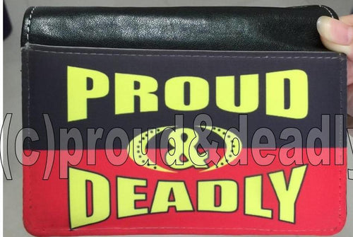 Proud and Deadly Ladies Wallet