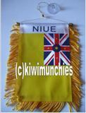 Niue Mini Car Banner