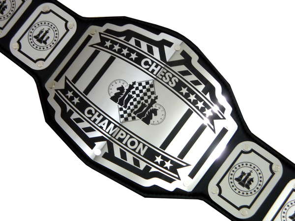 Chess Championship Belt Legend Series