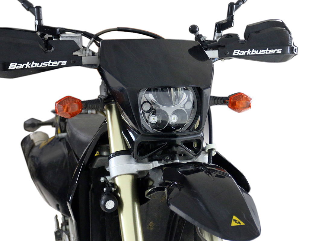 LED Headlight Mount - DR-Z400 & DR650