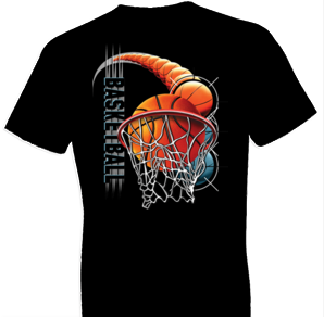 Slam Dunk Basketball Tshirt - TshirtNow.net - 1