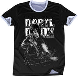 The Walking Dead 3D Oversize Print Rick and Daryl Ringer Tshirts - TshirtNow.net - 1