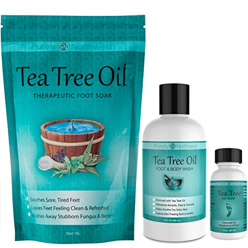 All-Natural Complete Foot and Toenail Repair System