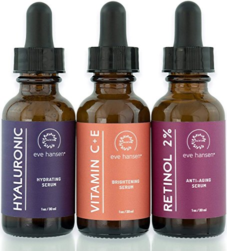 Best All-Natural, Anti-Aging Skin Care Set