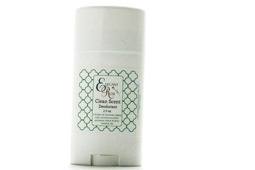 All-Natural Clean Scent Deodorant