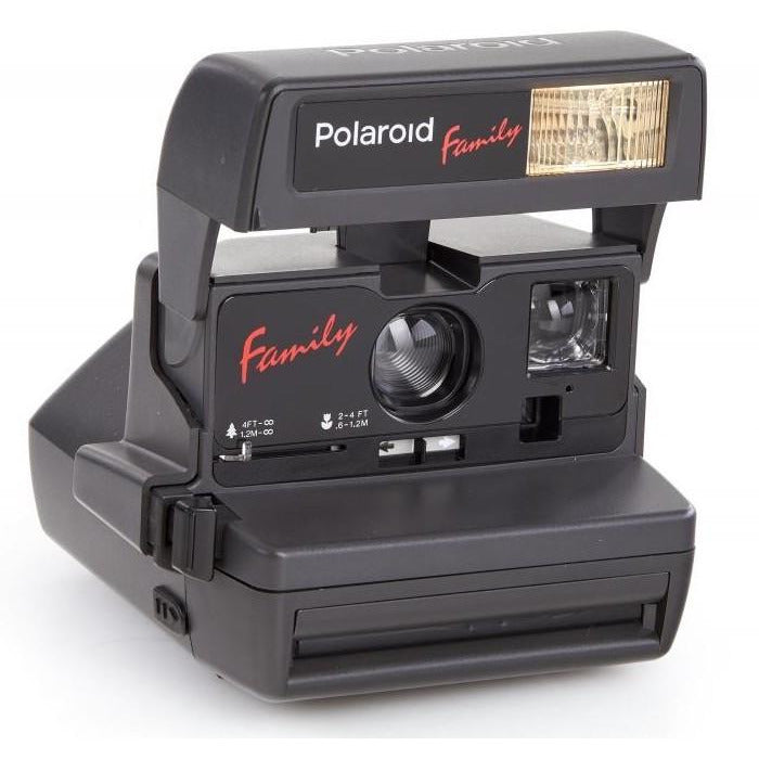 Polaroid Family