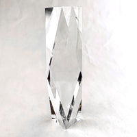 "Diamond Tower Crystal - Large - 3"" X 12"""