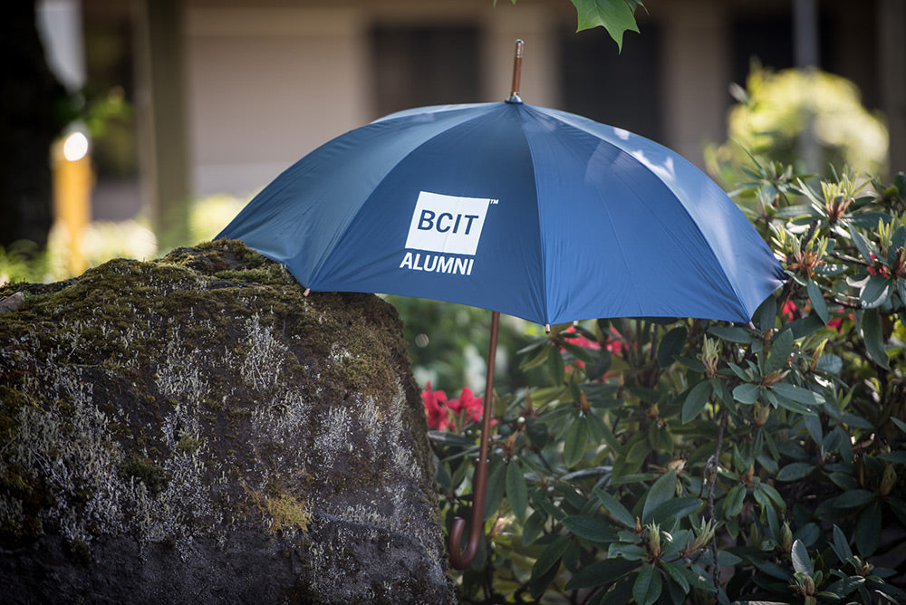 BCIT Alumni - The Hotel Fashion Umbrella