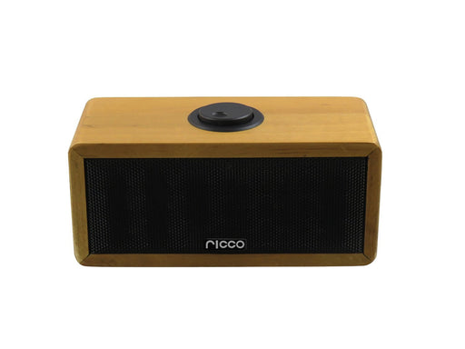 Ricco MB03 Bluetooth Speaker with Built-In Microphone and Rechargeable Battery - GADGET EXPRESS®