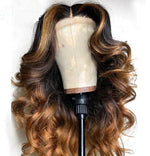 Human-Hair-Lace-Front-Wigs-With-Highlights