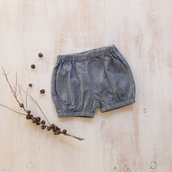 Piper & Me Remy shorts chambray girls and boys