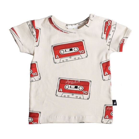 Mix Tape SS Tee