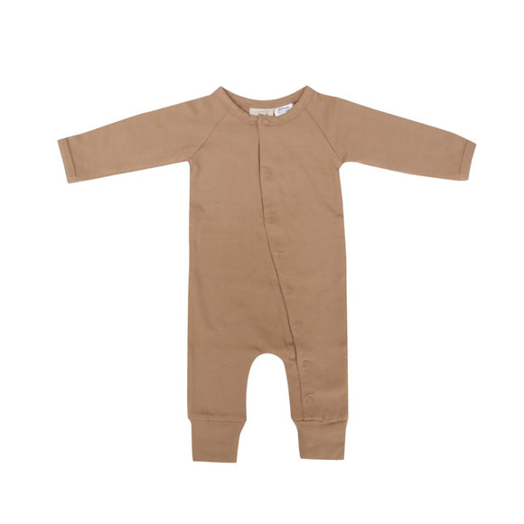 Hazelnut Full Romper