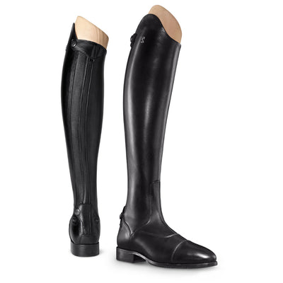 Tredstep Michelangelo Dress Leather Tall Boots Without Laces