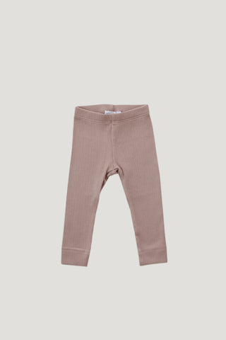 Original Cotton Legging - Oatmeal Marle