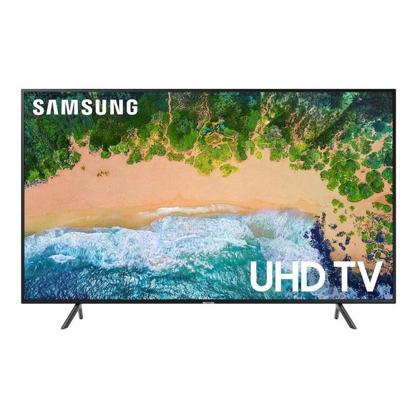 "Samsung UA55NU7100 55"" Class NU7100 Smart 4K UHD TV-Shop Twenty Four Seven Uganda"