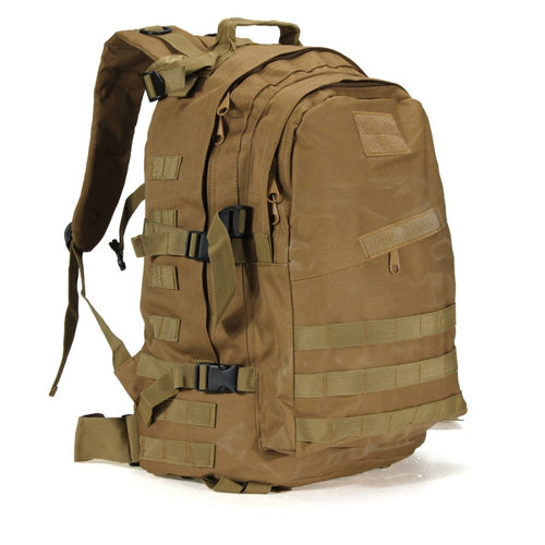 55L 3D Outdoor - Tactical BackPack