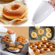 Load image into Gallery viewer, Best Donut Maker - DOUGHNUT OR FUNNEL CAKE TOOL