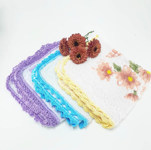 Hand Crocheted Washers