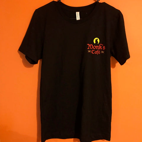 Short Sleeve Monk's Cafe T-Shirt